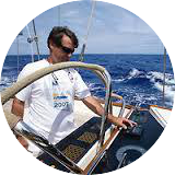 Yacht Delivery testimonial1 About The Founder