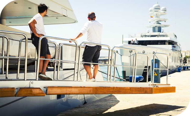 Yacht Delivery crew About Us