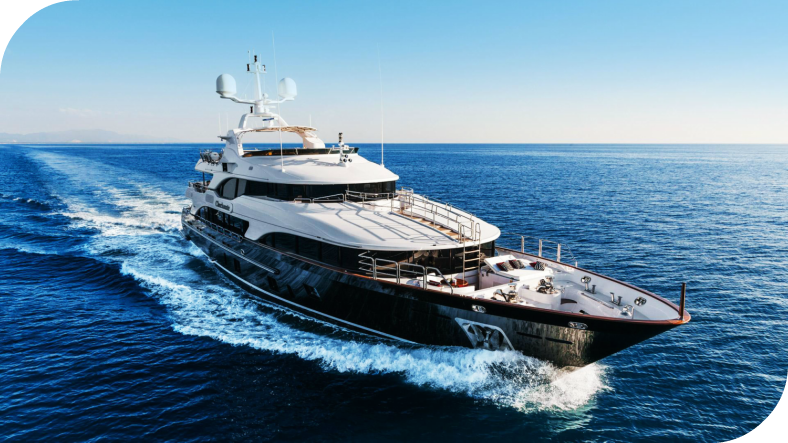 Yacht Delivery services5 Services
